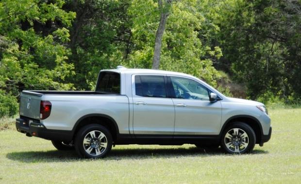 Honda Ridgeline First Drive Review