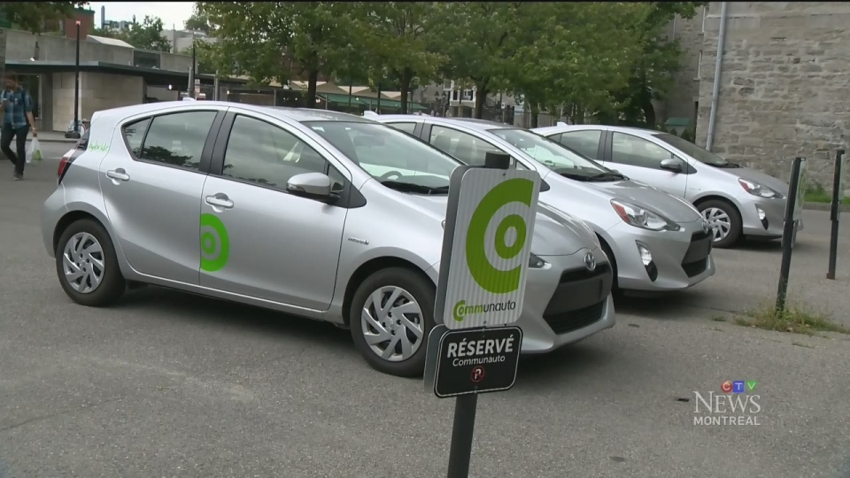 CTV Montreal: Boosting electric cars