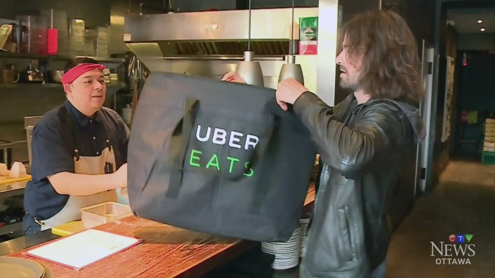 Uber Eats to waive fees for independent restaurants