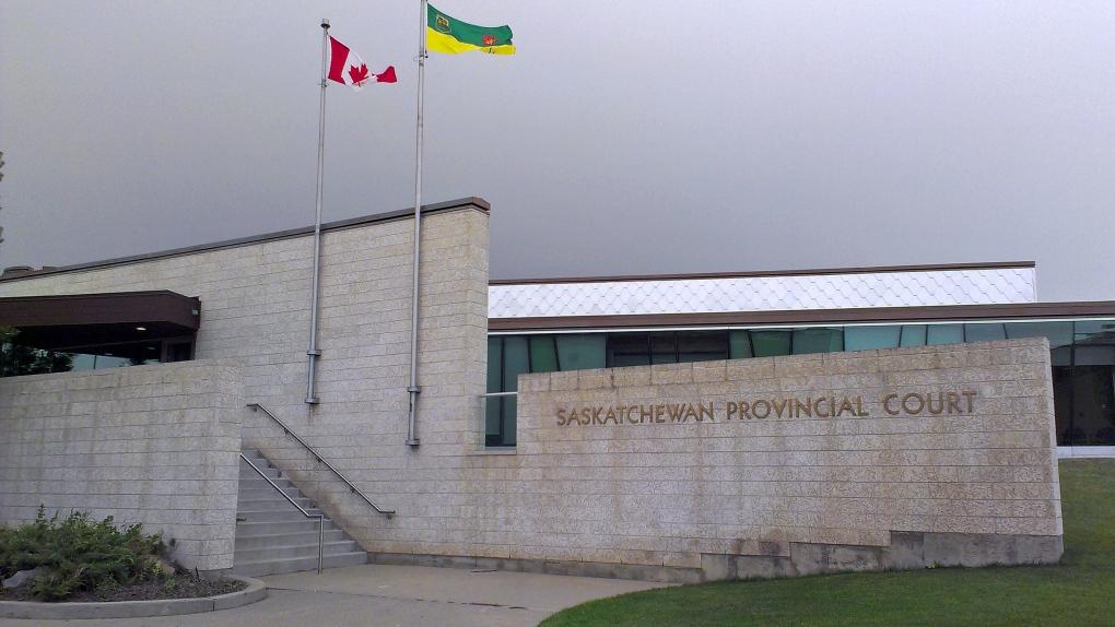 Prince Albert's provincial court