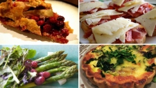 Cooking with Pam - Springtime Favourites