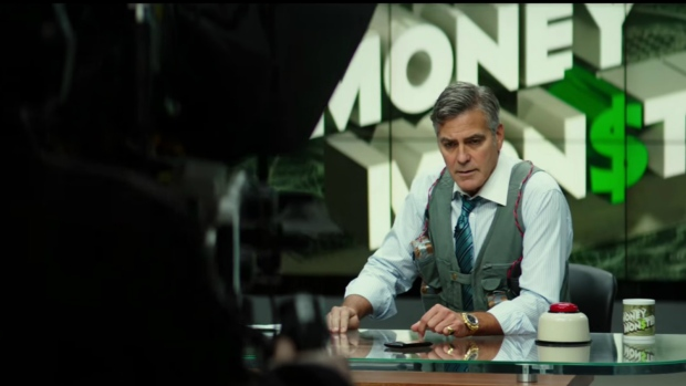 George Clooney in 'Money Monster.'