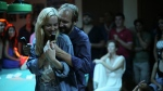 Dakota Johnson and Ralph Fiennes in 'A Bigger Splash.'