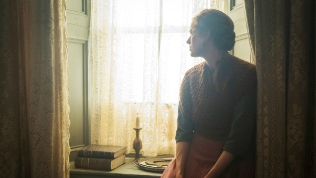Agyness Deyn in 'Sunset Song.' (Magnolia Pictures / Iris Productions)