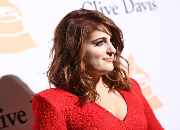 Meghan Trainor laughs off 'Tonight Show' fall  | Entertainment & Showbiz from CTV News