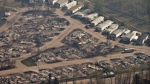 The Alberta government has released an app that will give Fort McMurray residents a bird's eye view of their properties in the wake of a destructive wildfire.