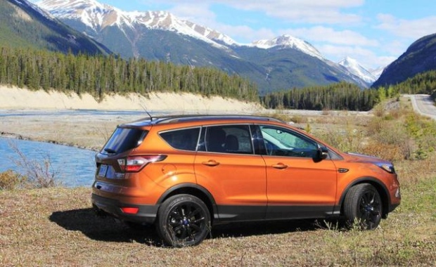 2017 ford escape gets new technology convenience features ctv news autos. Black Bedroom Furniture Sets. Home Design Ideas
