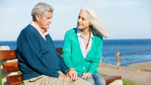 New research into healthy aging recommends support for lonely individuals. (Monkey Business Images/shutterstock.com)