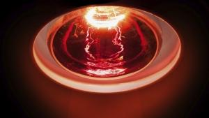 Infared lamp