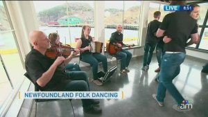 Canada AM: Traditional Newfoundland music
