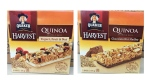 The two brands of recalled Quaker granola bars (CFIA)
