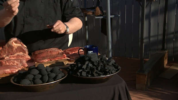 Canada AM: Cooking with charcoal 101