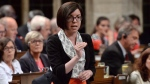 NDP MP Niki Ashton asks a question during Question Period in Ottawa, on Thursday, June 4, 2015. (Sean Kilpatrick / THE CANADIAN PRESS)