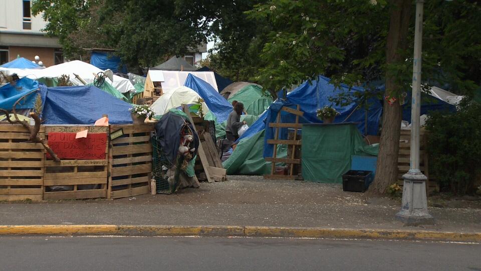 tent city may 18