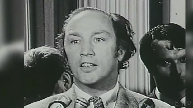 Essay on Pierre Elliot Trudeau