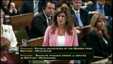 Rona Ambrose statement in House of Commons