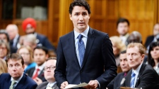 PM Trudeau apologizes for Commons dust-up