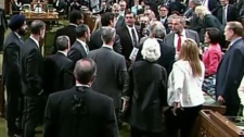 House of Commons chaos