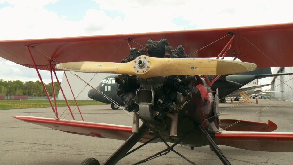 Touring Ottawa in a vintage biplane | CTV News Ottawa