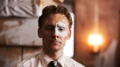 Tom Hiddleston in 'High-Rise.' (Aidan Monaghan / Magnolia Pictures)