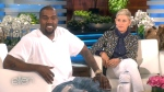 'Sorry for the realness:' Kanye keeps it real on E