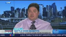 Power Play: Battle over benefits