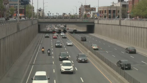 Decarie Expressway