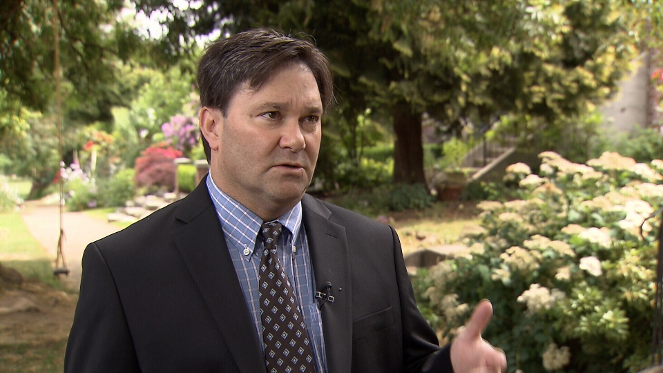 The thought of Canadians potentially eating genetically-modified salmon without knowing it doesn't sit well with Vancouver-Kingsway MP Don Davies, the NDP's health critic.