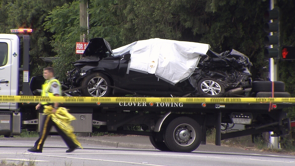 Car Accident Victoria Bc Today