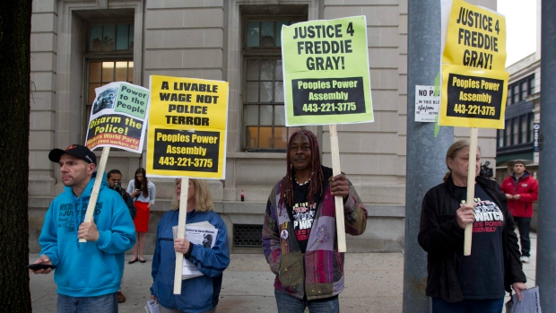 Verdict expected in Freddie Gray-officer trial in Baltimore