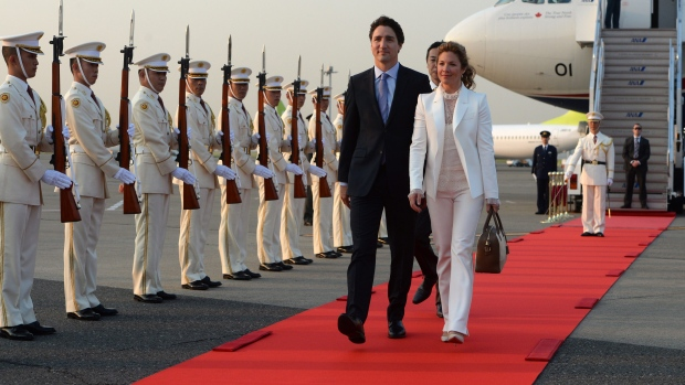 Trudeau set to meet with Japan's PM, auto sector officials