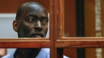 Actor Michael Jace appears in court in Los Angeles on May 22, 2014. (AP / David McNew)