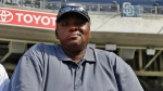 Hall of Famer Tony Gwynn in San Diego on June 11, 2013. (Lenny Ignelzi / AP)