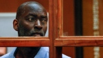 In this May 22, 2014 file photo, actor Michael Jace appears in court in Los Angeles. (AP / David McNew, Pool, File)