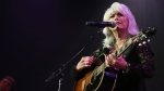 Artist Emmylou Harris performs at the Dylan Fest at Ryman Auditorium on Monday, May 23, 2016, in Nashville, Tenn. (Photo by Laura Roberts/Invision/AP)