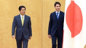 CTV News: PM Trudeau's trade pitch in Japan