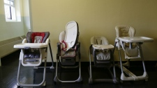 Critics concerned about babies in prisons