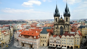Lufthansa Surprise includes Prague as one of several possible destinations. (Ionia/Shutterstock.com)