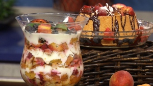 Canada AM: Not your grandma's fruit dessert