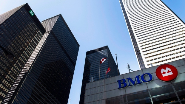 Bank of Montreal lifts second-quarter earnings by 11 percent
