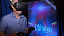 Ross virtual reality