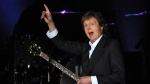 English musician Paul McCartney performs © AFP / MIGUEL ROJO