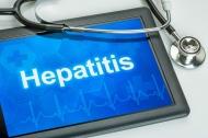 Hepatitis C, a blood-borne viral disease, can result in liver cancer or cirrhosis. (Zerbor/shutterstock.com)