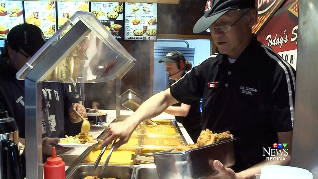 Bringing back the bird: Weyburn KFC to host grand re-opening