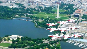 CTV National News: Snowbirds win over Washington