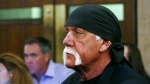 Hulk Hogan, whose real name is Terry Bollea, appears in court in St. Petersburg, Fla. on , Wednesday, May 25, 2016 (Scott Keeler / The Tampa Bay Times)