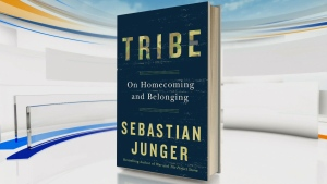 """Sebastian Junger's new book, """"Tribe: On Homecoming and Belonging."""""""