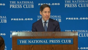 CDC National Director Doctor Frieden