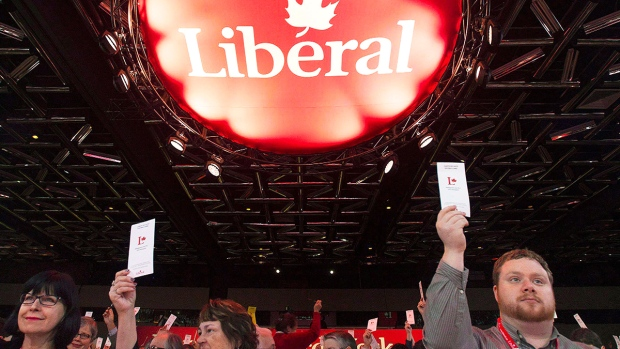 LIVE2: Liberal convention in Winnipeg