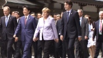 CTV News: Trudeau and the G7